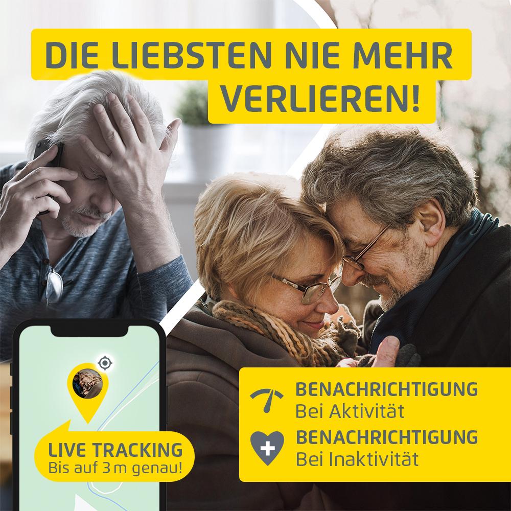 area - GPS-Tracker für Personen