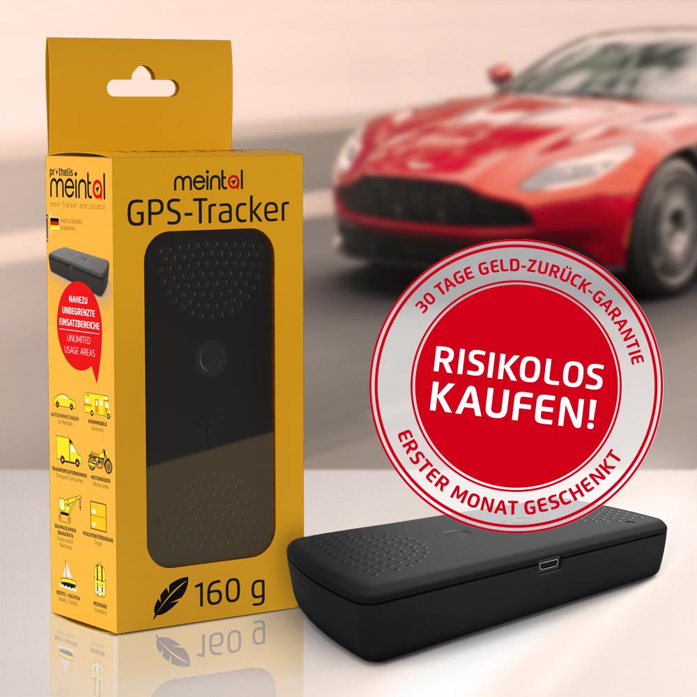 meintal - GPS-Tracker für Fahrzeuge